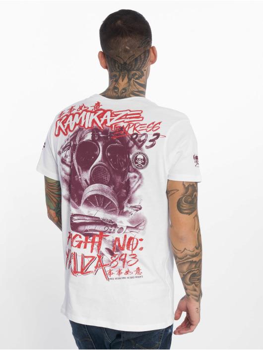 Yakuza T-Shirt Flight No893 weiß