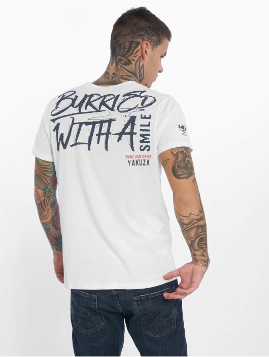 Yakuza T-Shirt Burried weiß