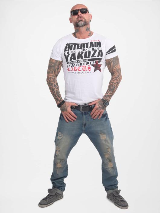 Yakuza T-Shirt Entertain weiß