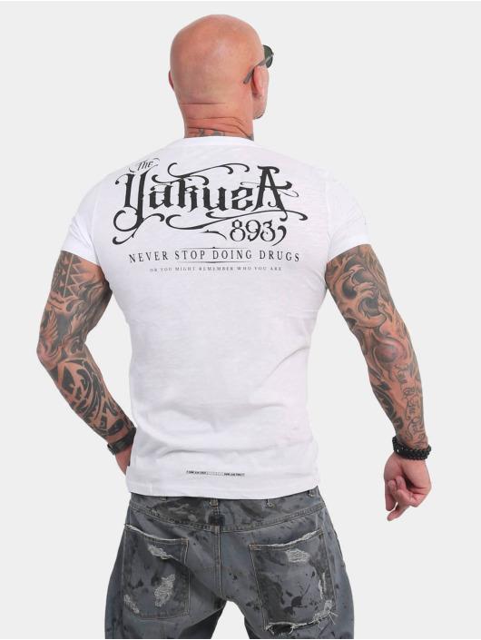 Yakuza T-Shirt Never Stop weiß