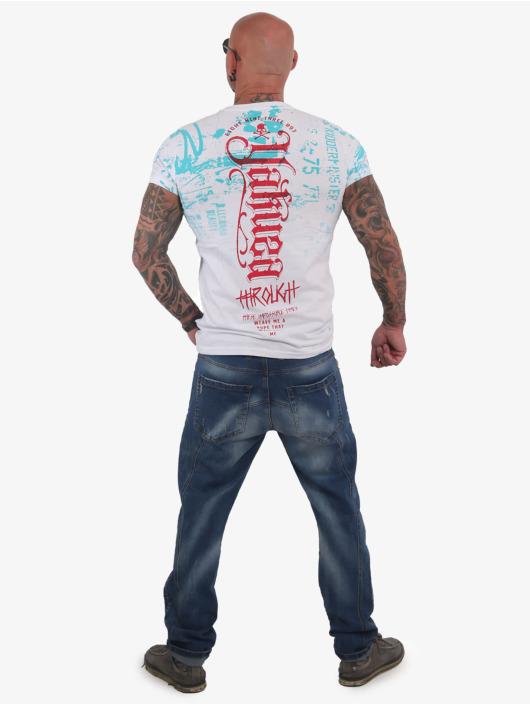 Yakuza T-Shirt Through Times weiß