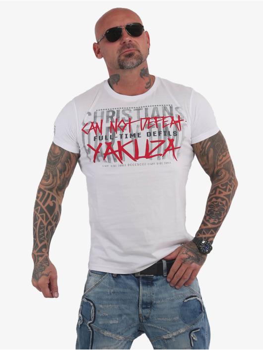 Yakuza T-Shirt Party Time weiß