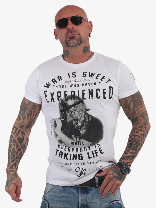 Yakuza T-Shirt War weiß