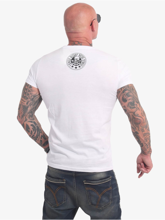 Yakuza T-Shirt Inner Circle weiß