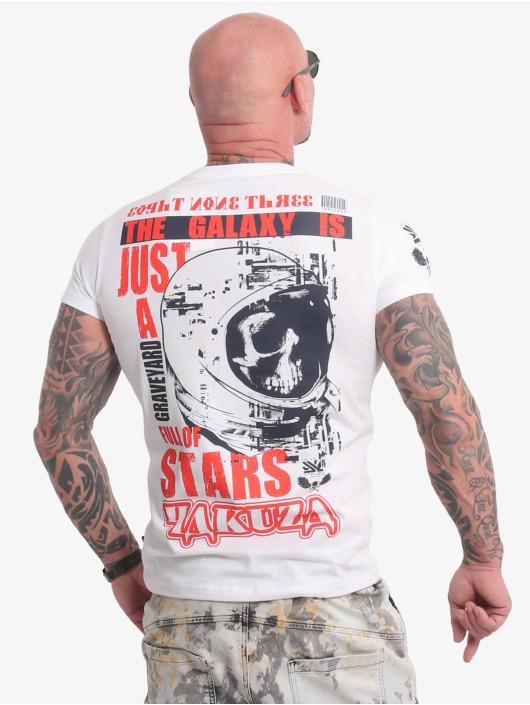 Yakuza T-Shirt Galaxy weiß