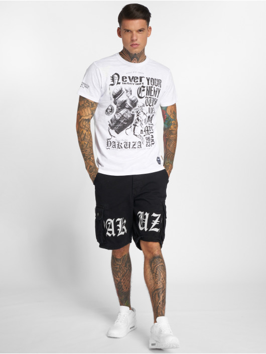 Yakuza T-Shirt Mistake white