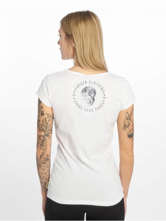 Yakuza T-Shirt Your Hate white