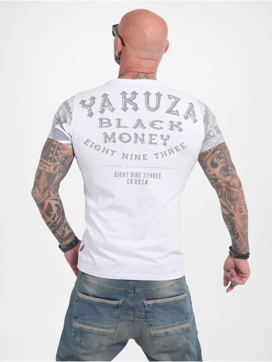 Yakuza T-Shirt Black Money white