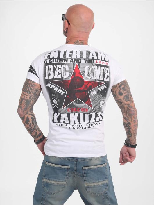 Yakuza T-Shirt Entertain white