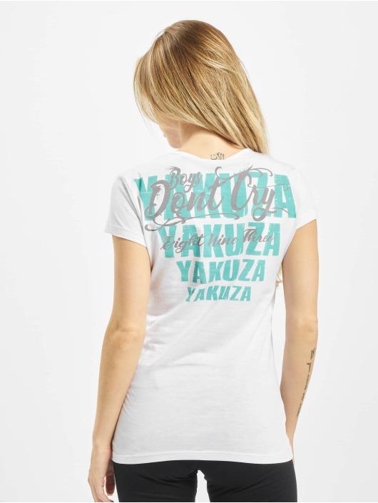 Yakuza T-Shirt Boys Don't Cry white