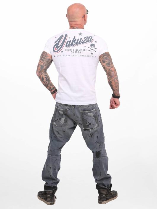 Yakuza T-Shirt Everything Ok white