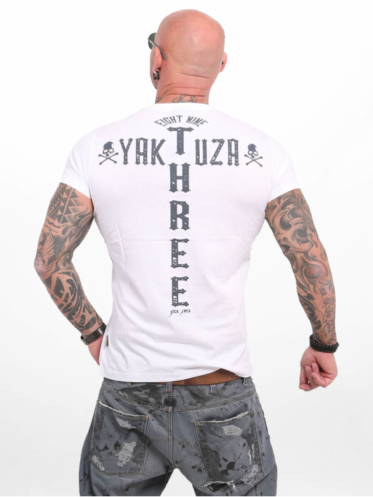 Yakuza T-Shirt Good Cock white