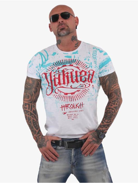 Yakuza T-Shirt Through Times white