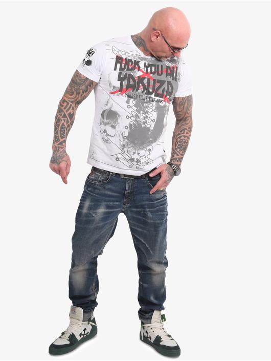 Yakuza T-Shirt F.Y.A. white