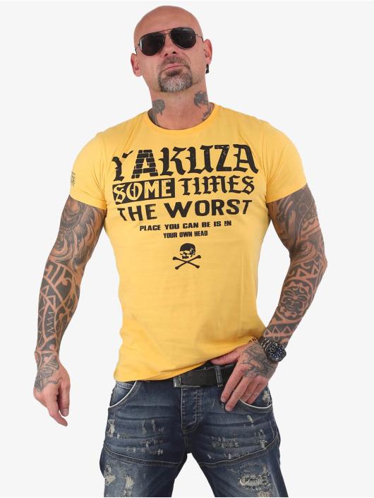Yakuza T-Shirt Sometimes yellow
