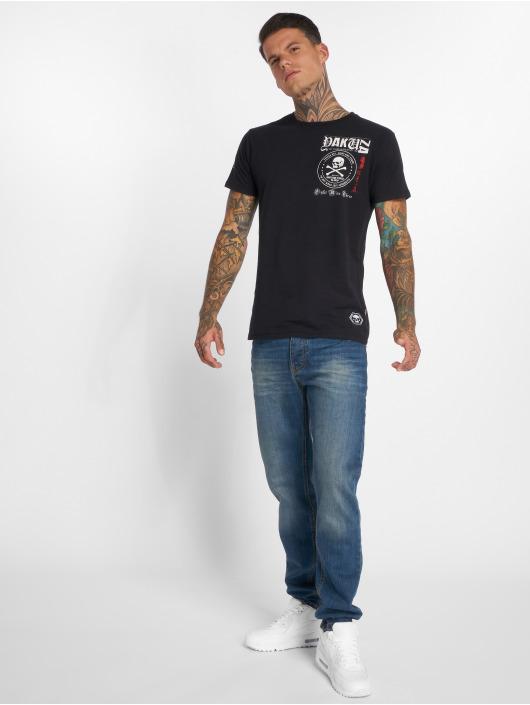 Yakuza t-shirt Columbian Original zwart