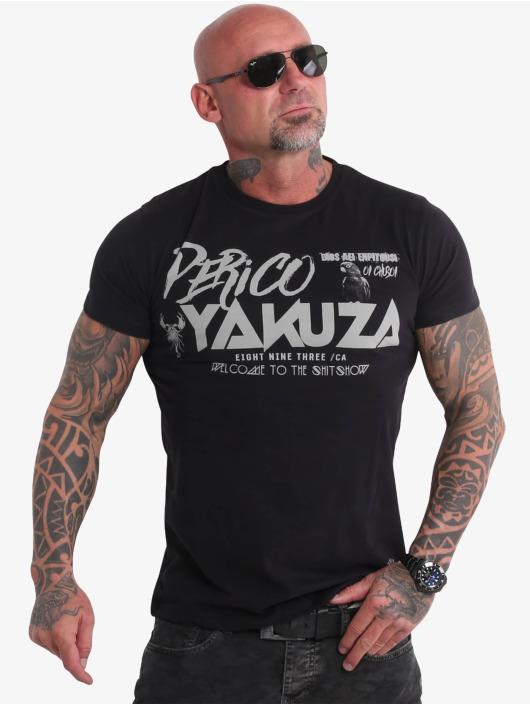 Yakuza t-shirt Perico zwart