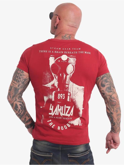 Yakuza T-shirts Boobs rød