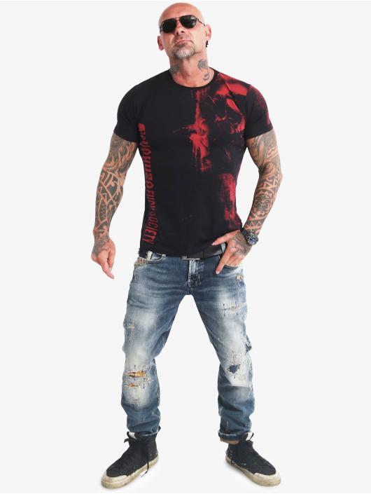 Yakuza T-shirts Waiting Death sort