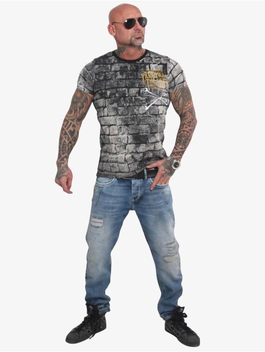 Yakuza T-Shirty The Devil czarny