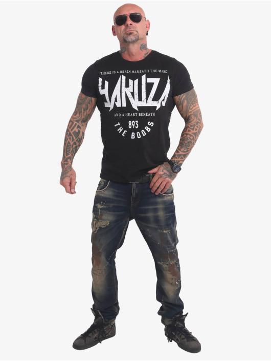 Yakuza T-Shirty Boobs czarny