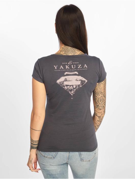 Yakuza T-skjorter Fts grå