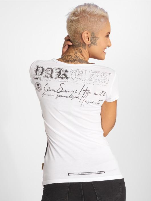 Yakuza T-skjorter Memento Boyfriend hvit