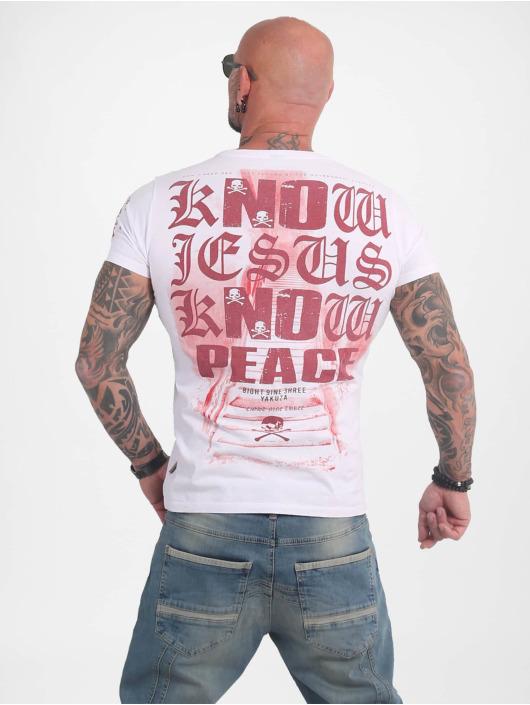 Yakuza T-skjorter Know hvit
