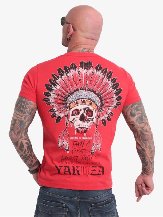 Yakuza T-skjorter Death Duty red