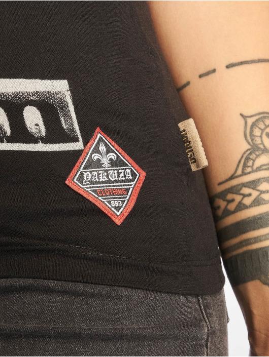 Yakuza T-skjorter Fts svart