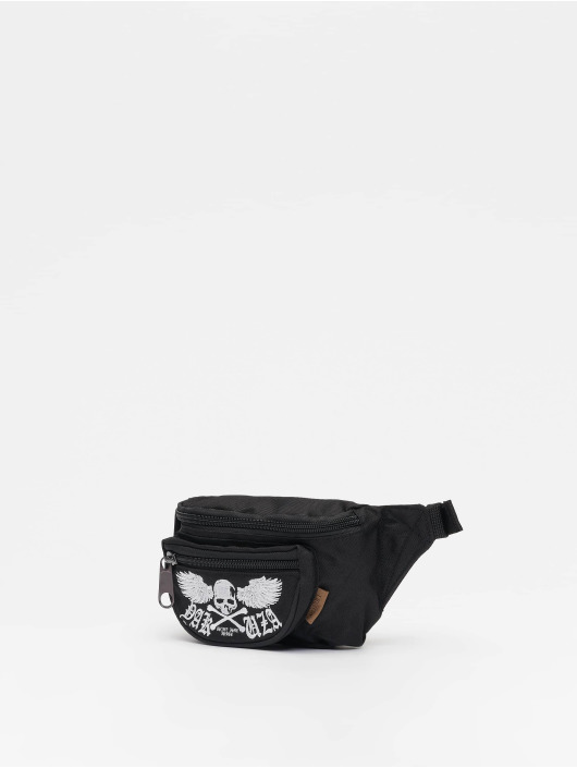 Yakuza tas Fyling Skull zwart
