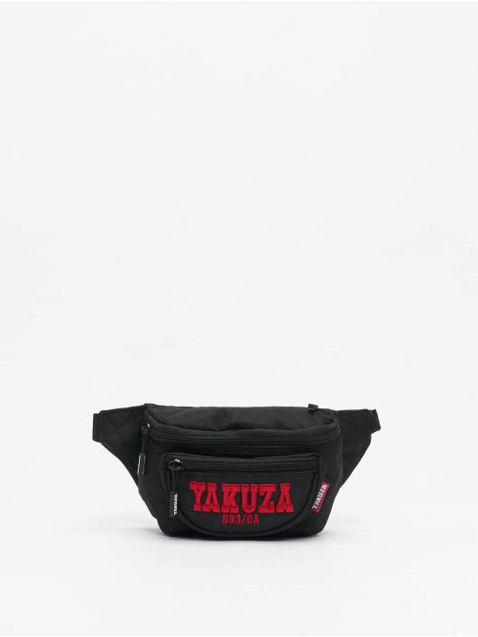 Yakuza tas 893 College zwart