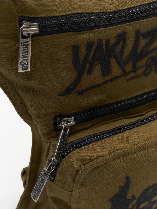 Yakuza Tasche Rookie Hip olive