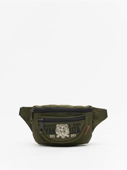 Yakuza Tasche Tiger olive