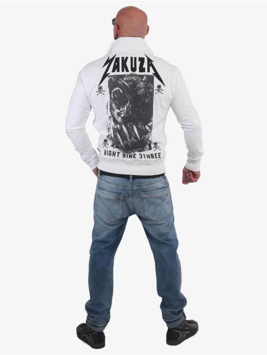 Yakuza Transitional Jackets Beast hvit