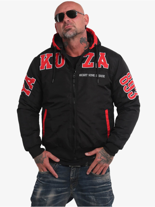 Yakuza Transitional Jackets Block svart
