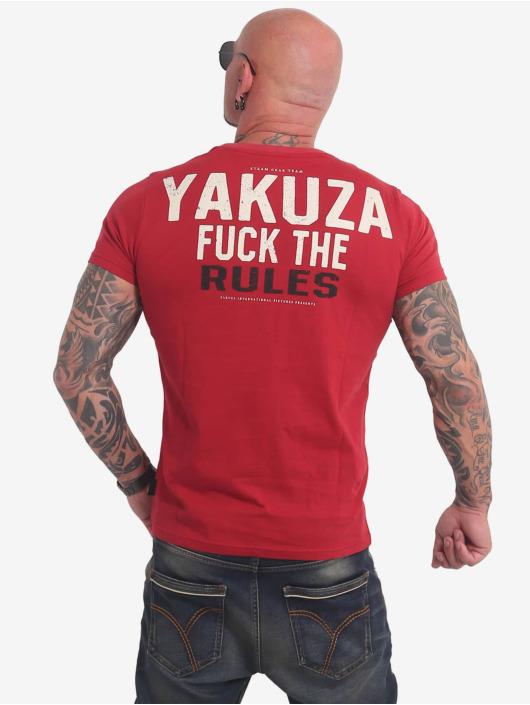 Yakuza Tričká Rules èervená