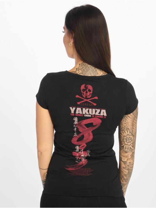 Yakuza Tričká Join Us èierna