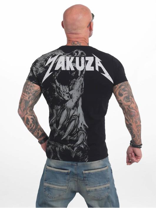 Yakuza Tričká Beast èierna
