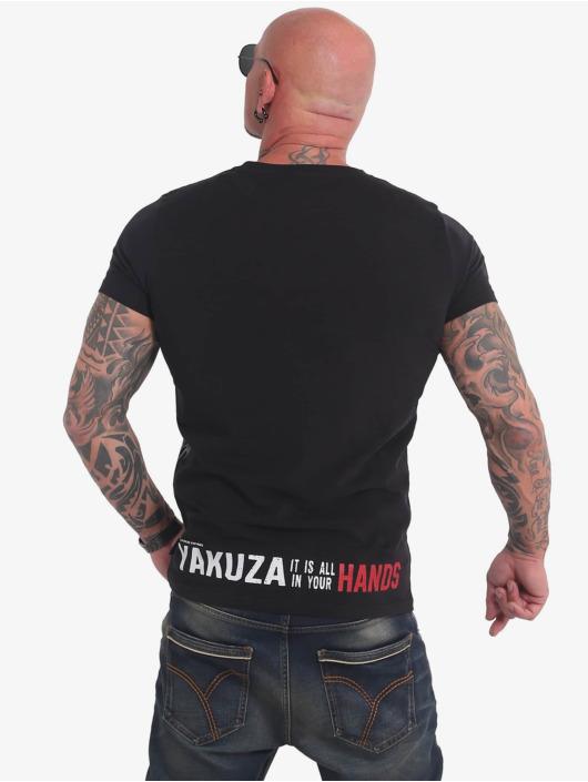 Yakuza Tričká Carnal èierna
