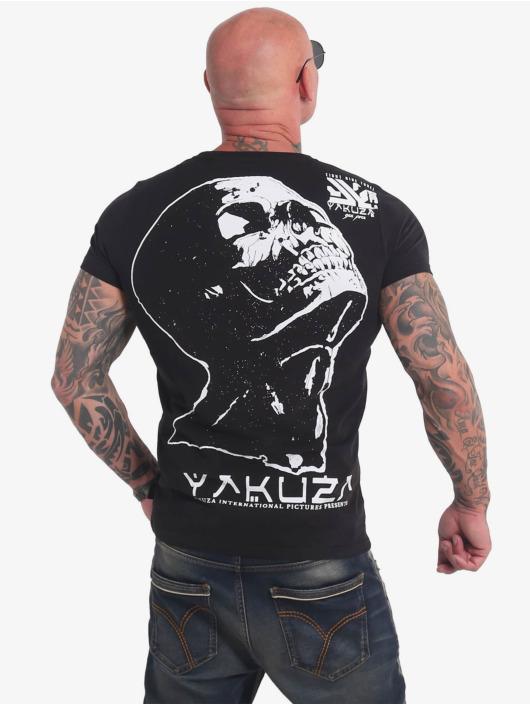 Yakuza Tričká Nippon Zombie èierna