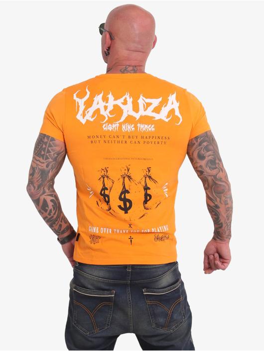 Yakuza Tričká Buy Happiness žltá