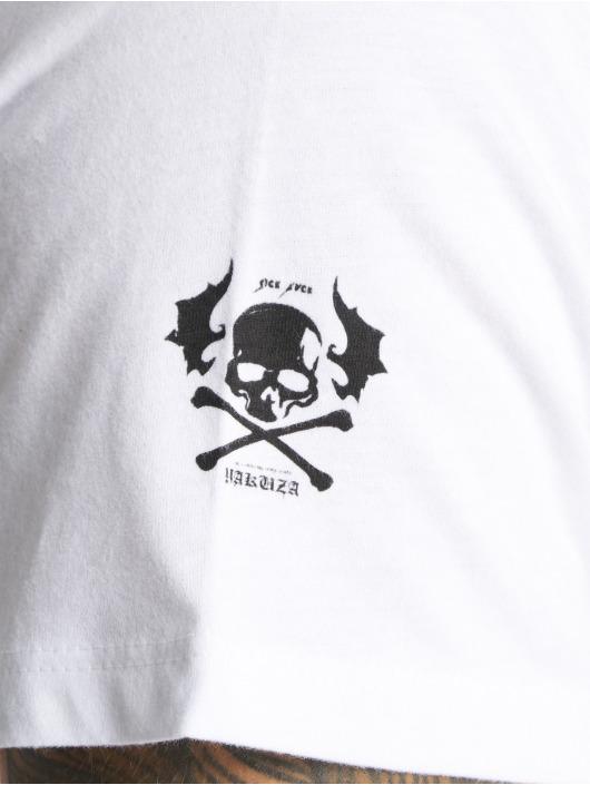 Yakuza Tričká Columbian Original biela
