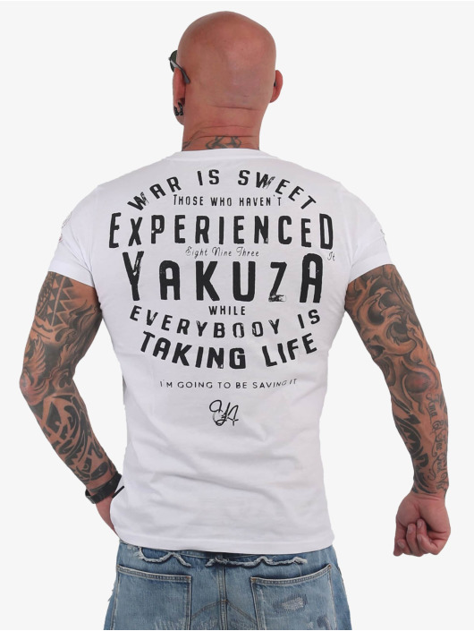 Yakuza Tričká War biela