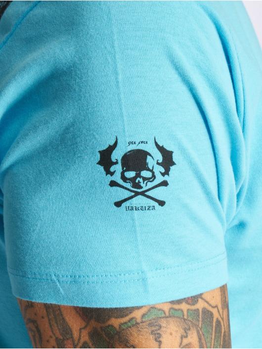 Yakuza Tričká Columbian modrá