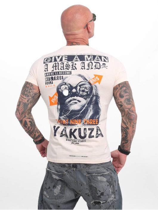 Yakuza Tričká Fly ružová