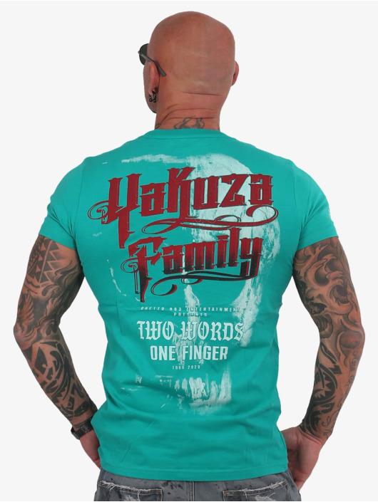 Yakuza Tričká 2Word zelená