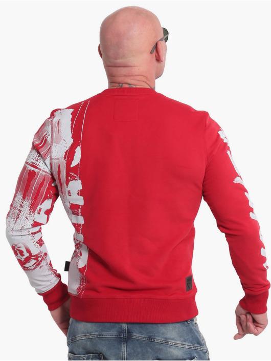 Yakuza trui Raid rood