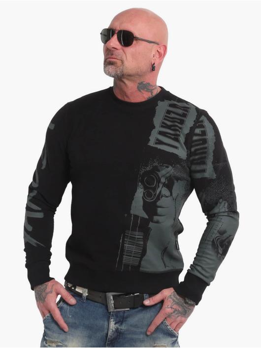 Yakuza trui Raid zwart