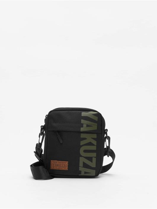 Yakuza Tab Shoulder Bag Black